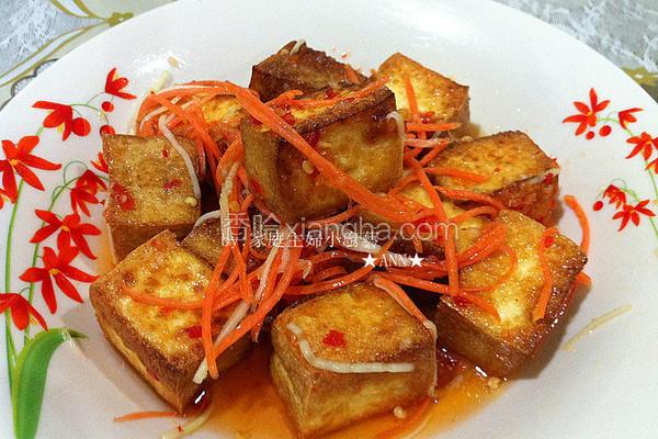 泰式酸辣豆腐