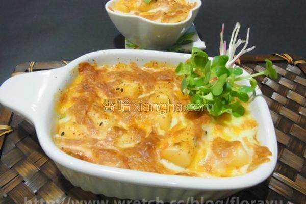韩式炒起司年糕的做法
