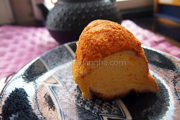 海棉芝士蛋糕的做法