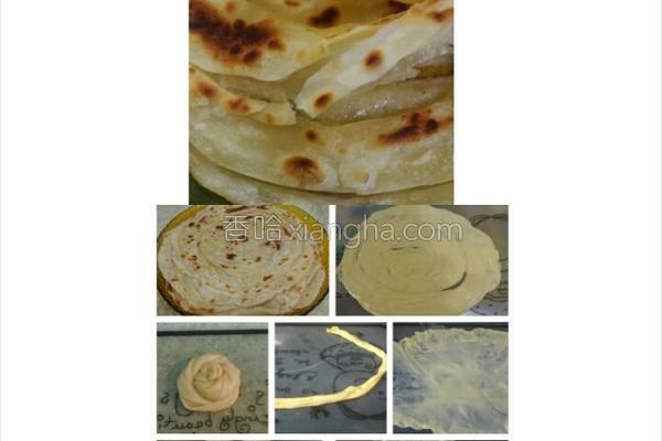 印度拉饼的做法