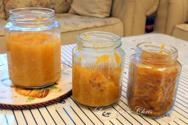 柳丁果酱的做法