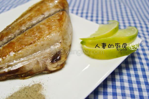 香煎鱼片的做法