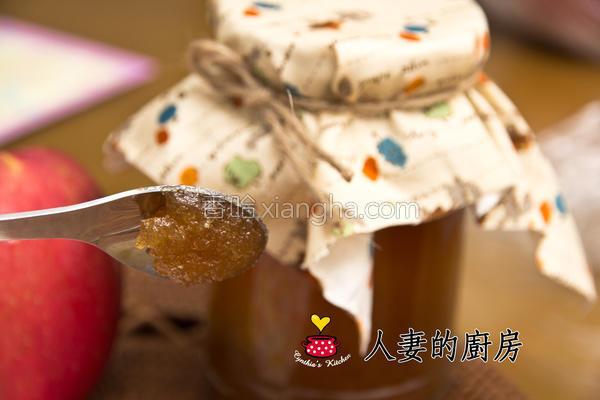 自制苹果果酱的做法