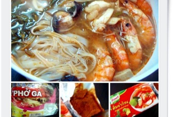 泰式虾汤的做法
