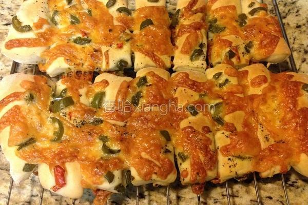 面包面团的做法