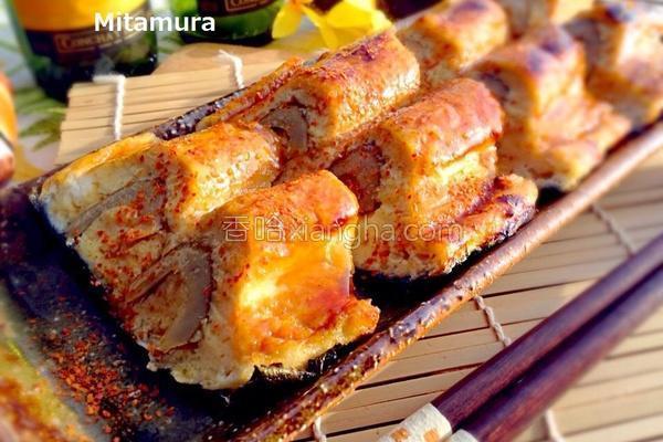 素食蒲烧鳗的做法