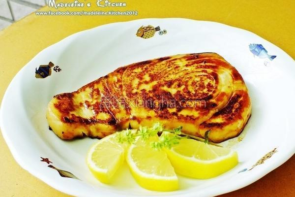 烤味噌鱼排的做法