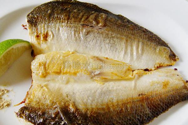香煎虱目鱼肚的做法