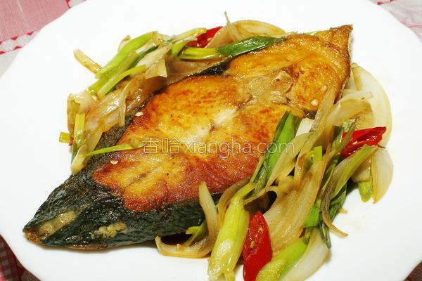 红烧土魠鱼