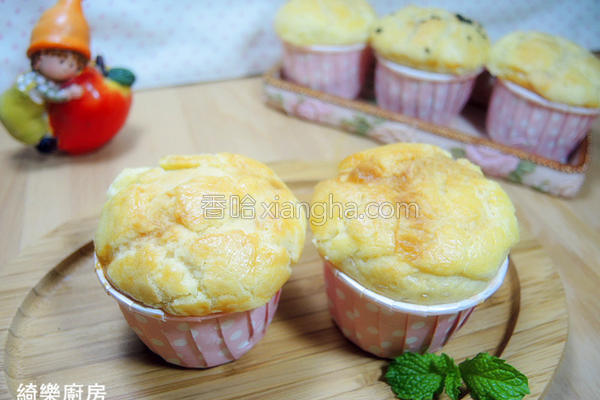 汤种菠萝面包的做法