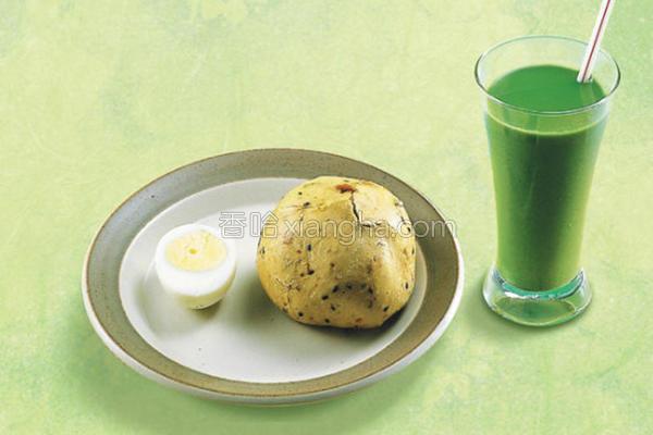 酸奶精力汤的做法