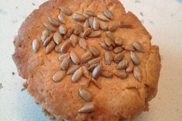 葵花子饼干的做法