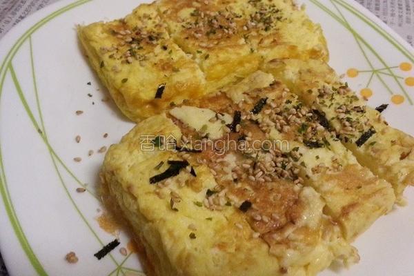 日式煎蛋的做法