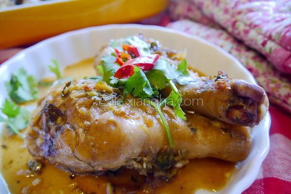 泰式烤鸡的做法