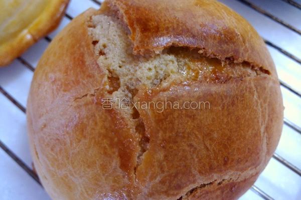 菠萝奶酥面包的做法