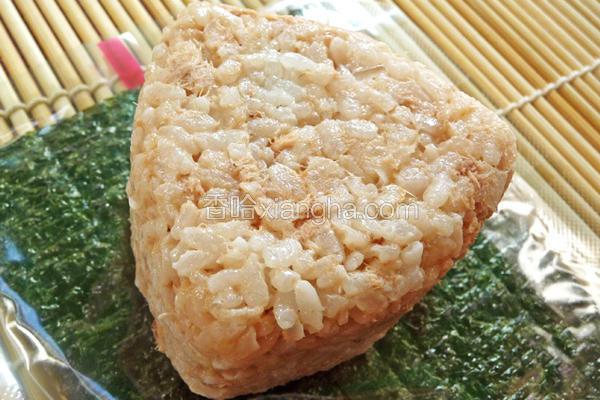 鲔鱼御饭团