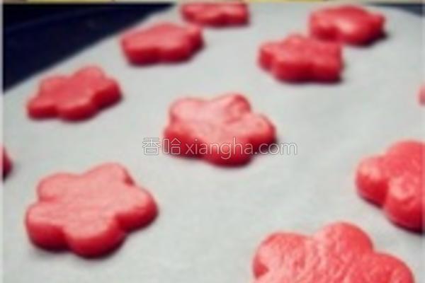 简易松饼粉饼干的做法
