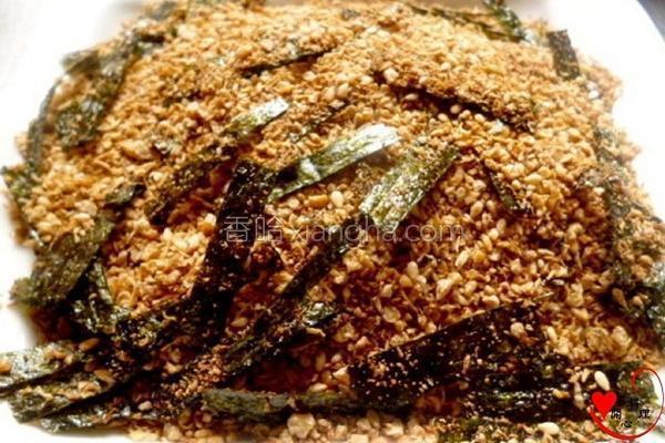 海苔豆渣素肉松
