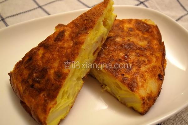 西班牙马铃薯烘蛋