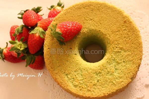 马来西亚斑兰蛋糕的做法