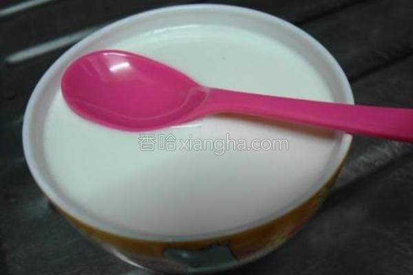 姜汁撞奶的做法