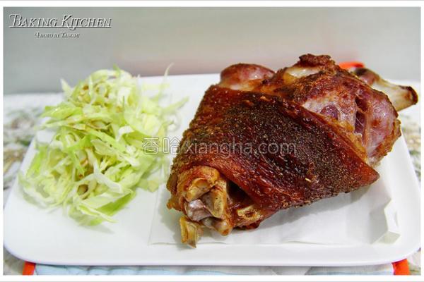 德国咸猪手的做法
