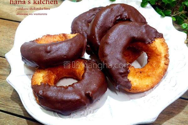日式香酥甜甜圈的做法