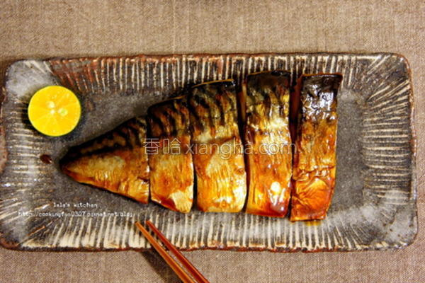 照烧鲭鱼的做法