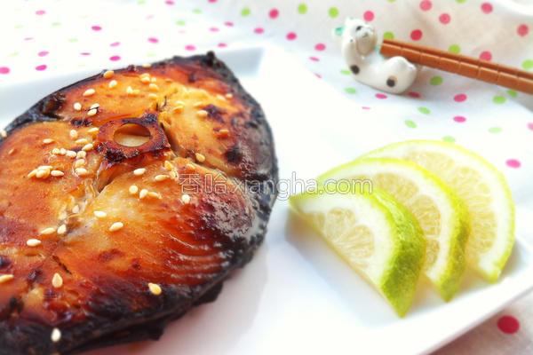 烤味噌鱼的做法
