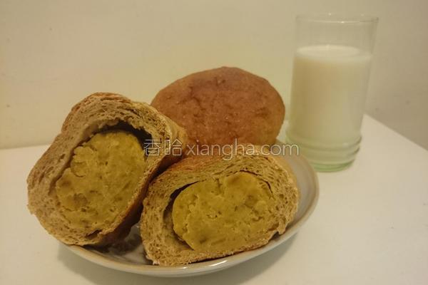 番薯包的做法
