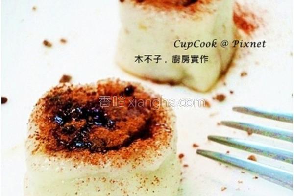 黑糖肉桂汤圆的做法