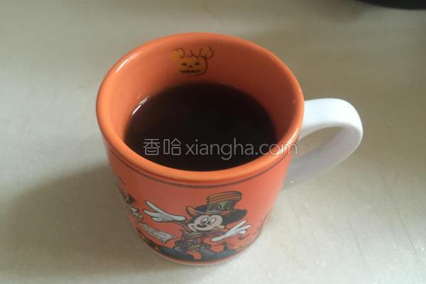 桂圆养生茶的做法