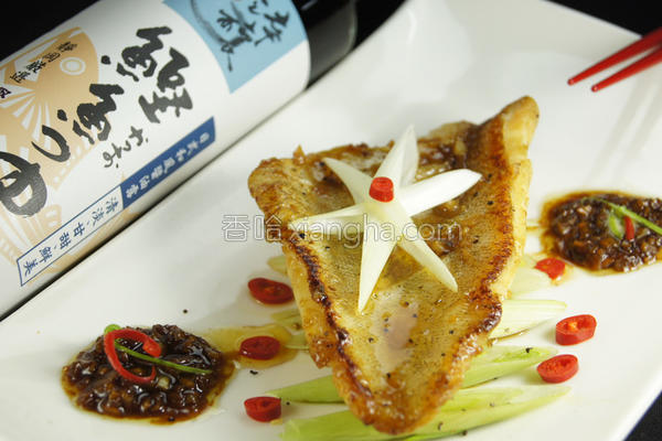 日式酱烧奶油鱼排的做法