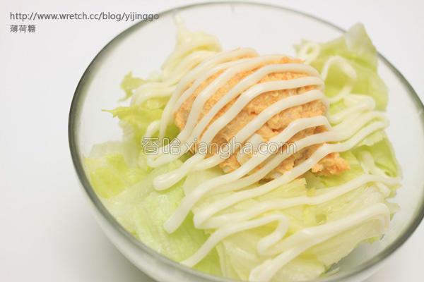 洋芋沙拉的做法