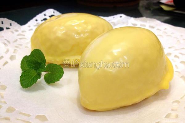 柠檬小蛋糕
