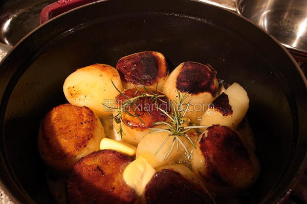 方旦马铃薯的做法