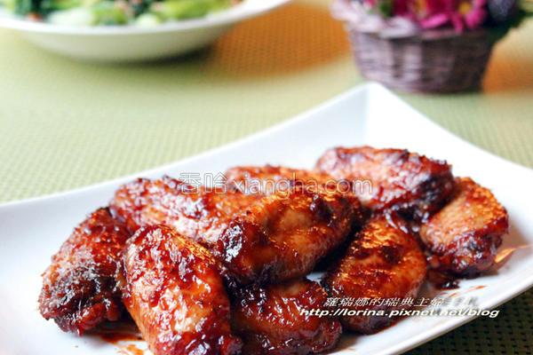 纽奥良辣烤鸡翅的做法