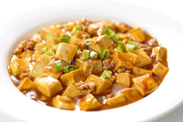 椰香咖哩烩豆腐的做法