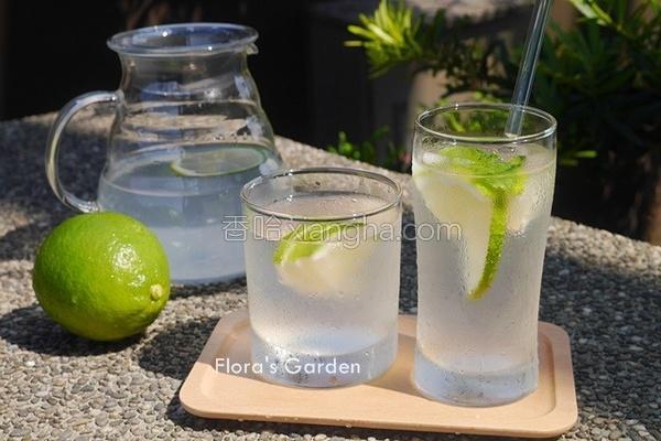 自制柠檬水的做法