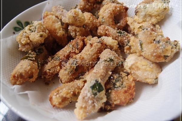 桂冠鱼饺的做法