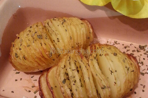 香草风琴马铃薯的做法