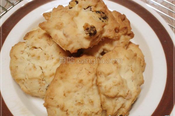 蜜糖玉米片脆饼的做法