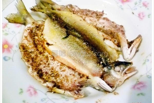 奶香鱼的做法