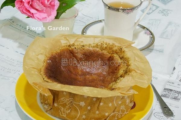 半熟抹茶凹蛋糕的做法
