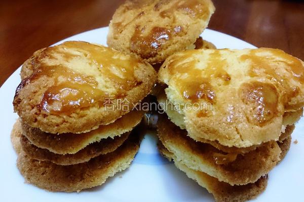布列塔尼奶油酥饼