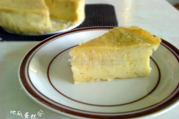 烘培笔记地瓜蛋糕的做法