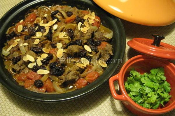 摩洛哥番茄牛肉的做法