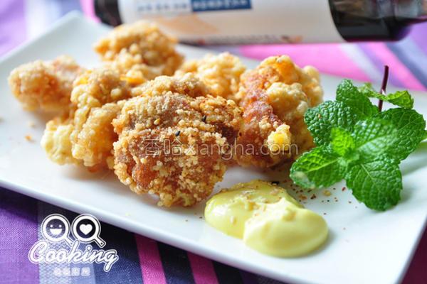 日式风味炸鸡的做法