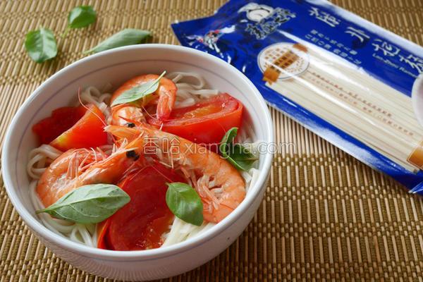泰式酸辣鲜虾面的做法
