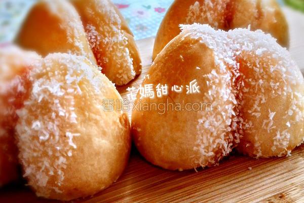 草莓面包的做法